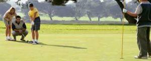 El mejor campo de golf España