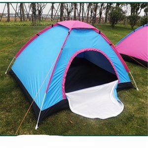 Carpas plegables - Campamentos de verano